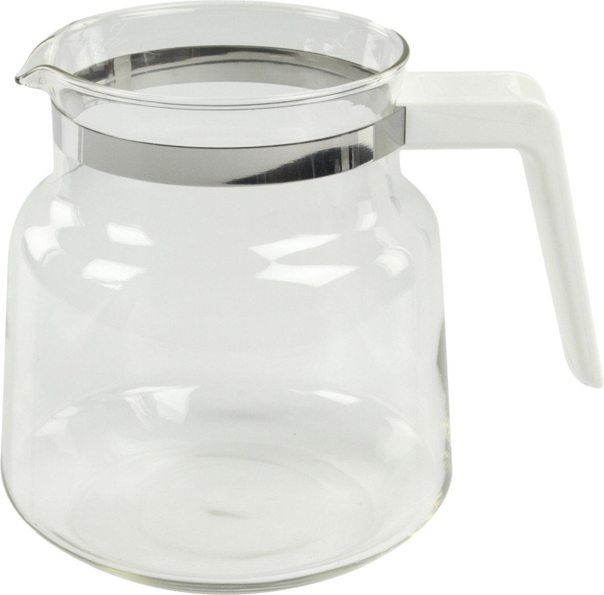 Glass Jug 1.2 l White kopen