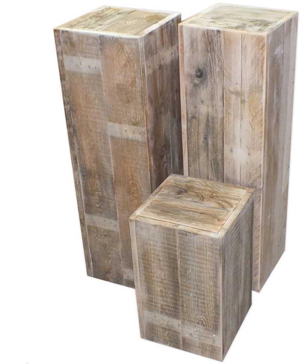 Sloophouten Zuil Box 3 kopen