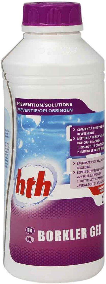 HTH Borkler GEL waterlijn reiniger 1 Liter
