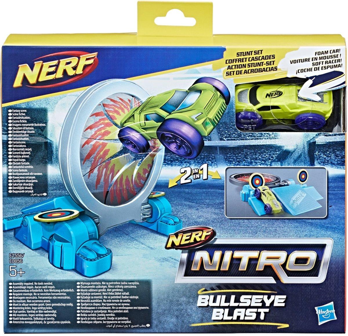 Nitro Slammin Soar Nerf