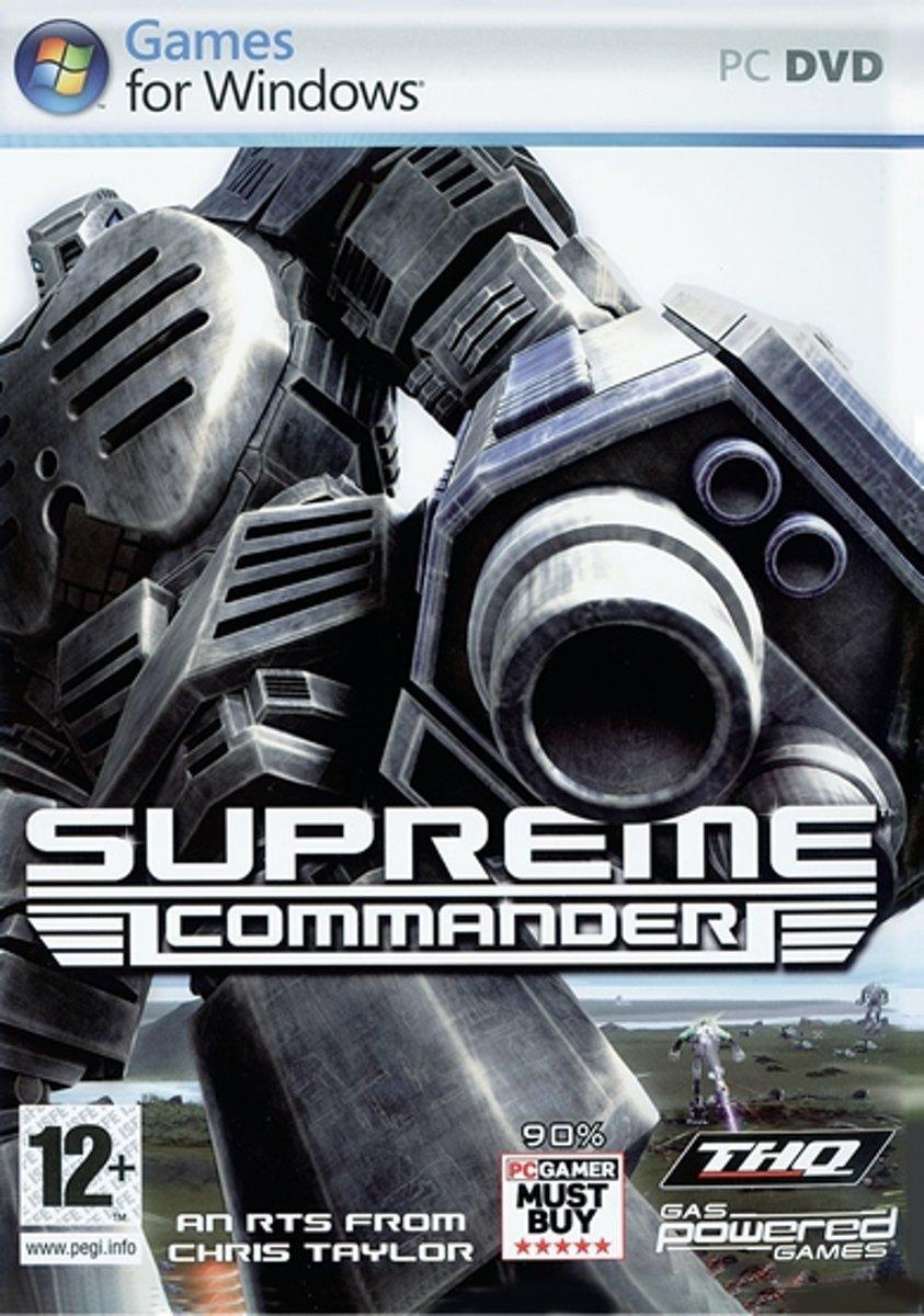 Supreme Commander - Windows kopen