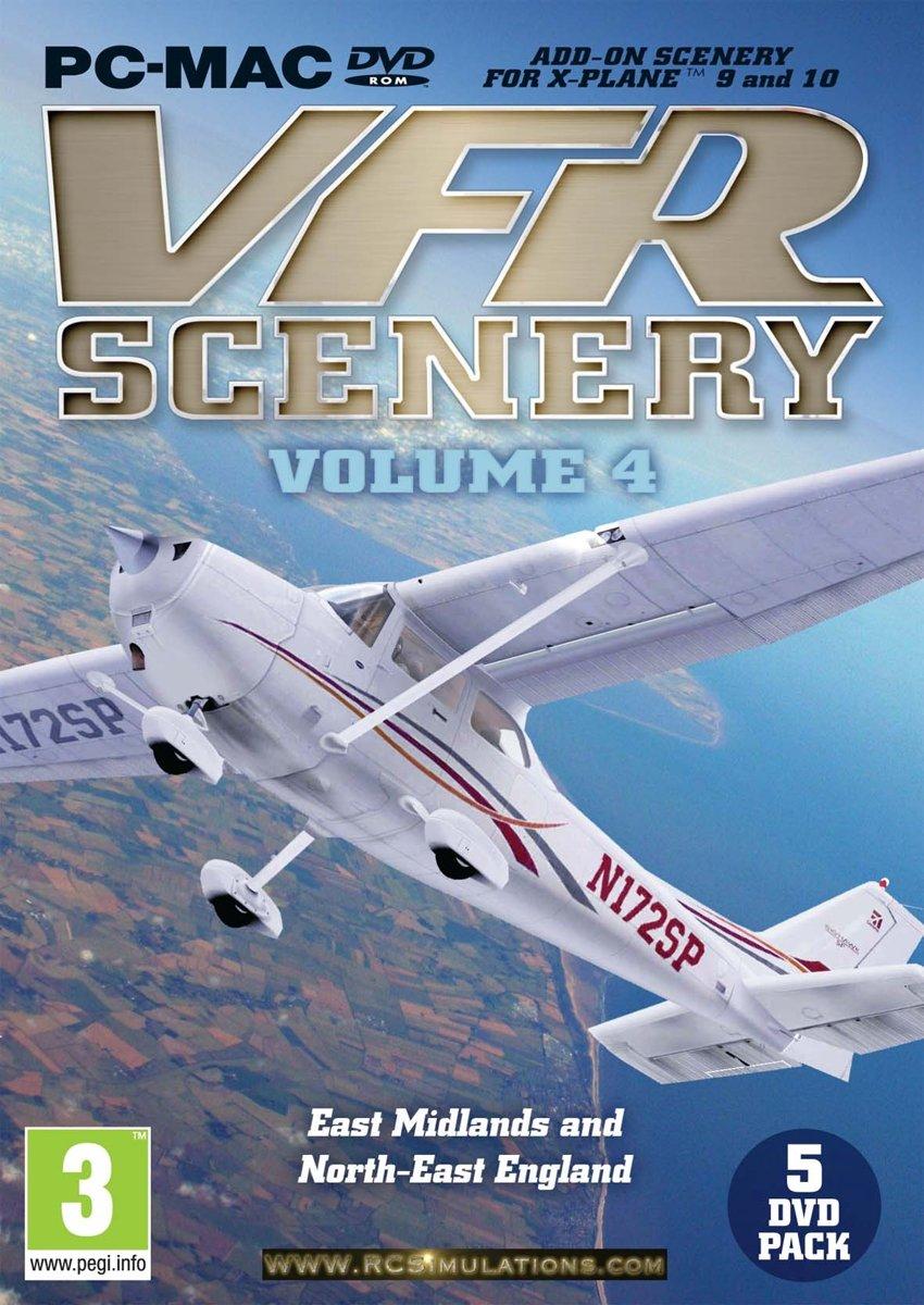 VFR Photo Scenery Vol 4 for X Plane 10 kopen