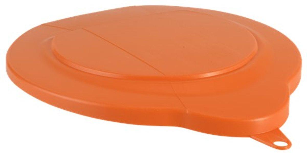 Deksel emmer 6 liter - Oranje kopen