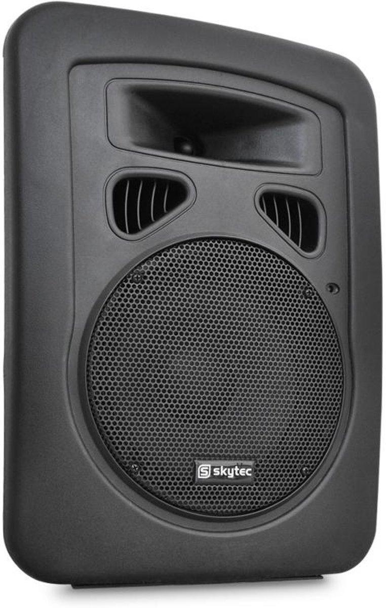 SkyTec SP800A Actieve PA Speaker - Zwart kopen