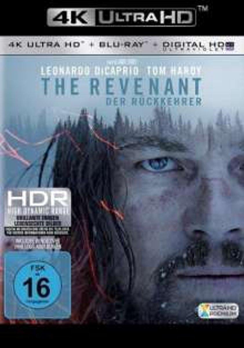 The Revenant - Der Rückkehrer (Ultra HD Blu-ray & Blu-ray)-