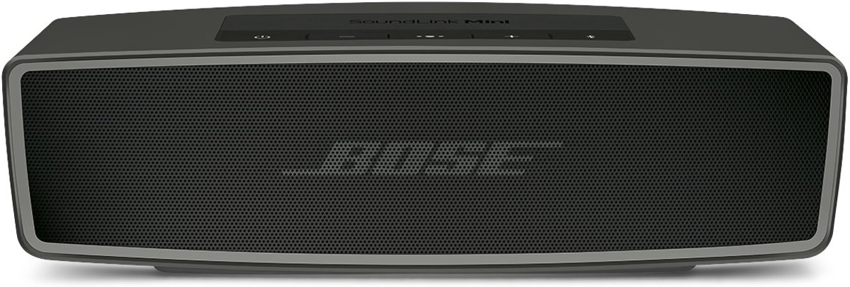 Bose SoundLink Mini II - Carbon voor €129