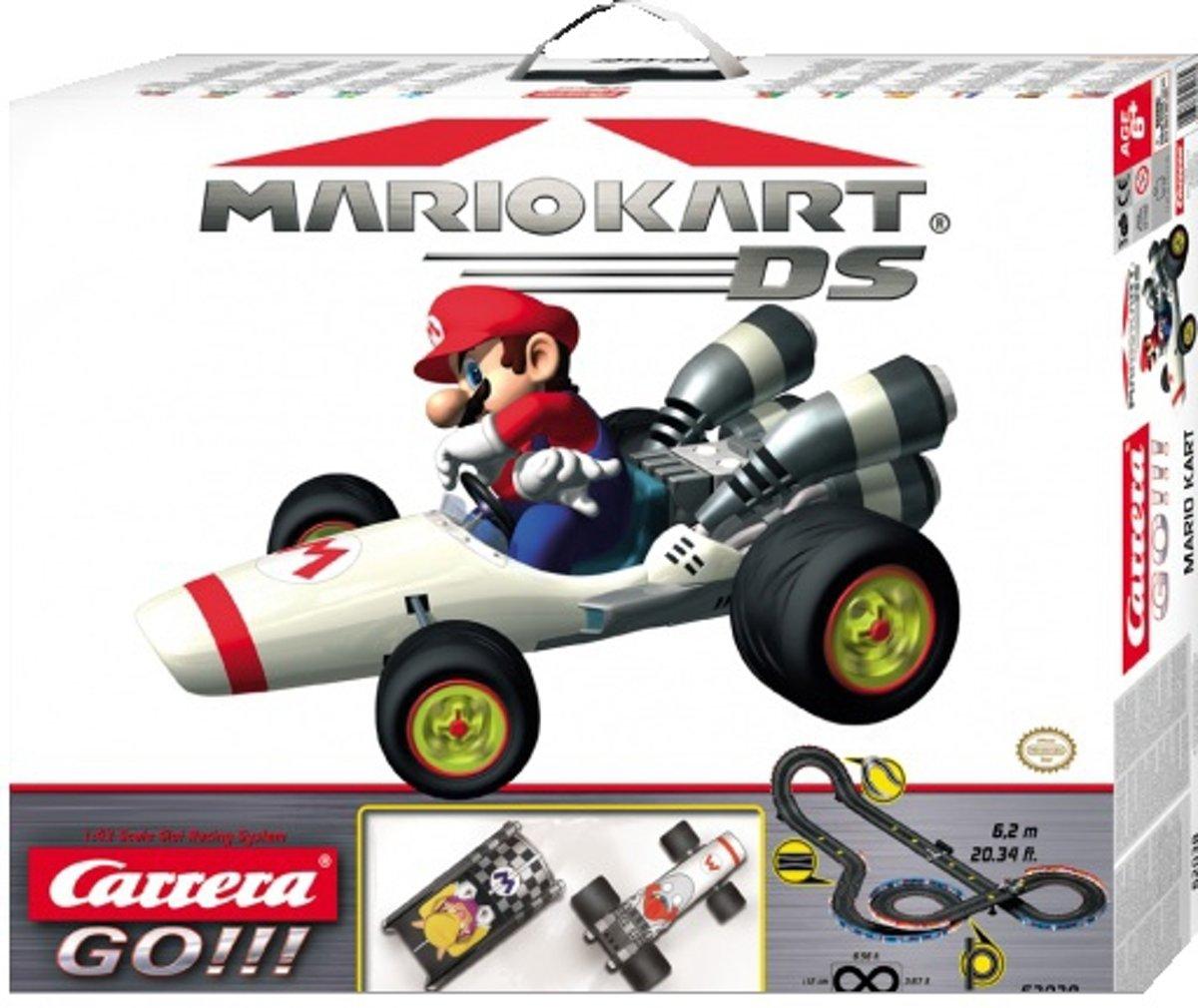 Carrera GO!!! Mario Kart DS - Racebaan