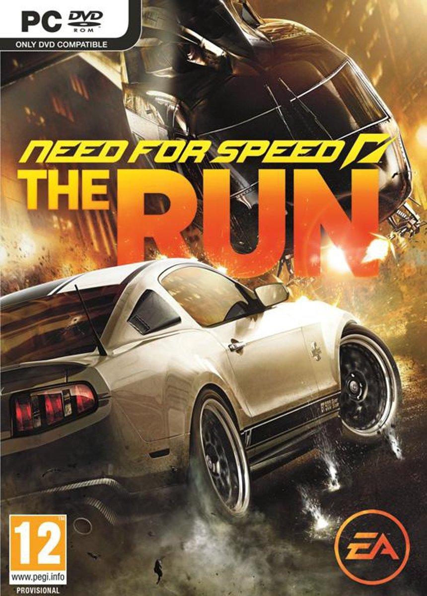 Need For Speed: The Run - Windows kopen