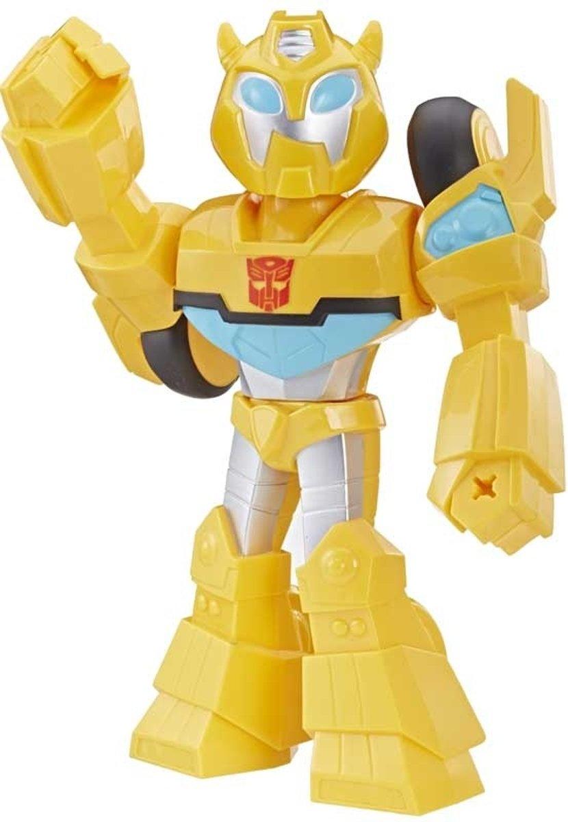 Hasbro Speelfiguur Transformers Mega Mighties 26,5 Cm Geel kopen