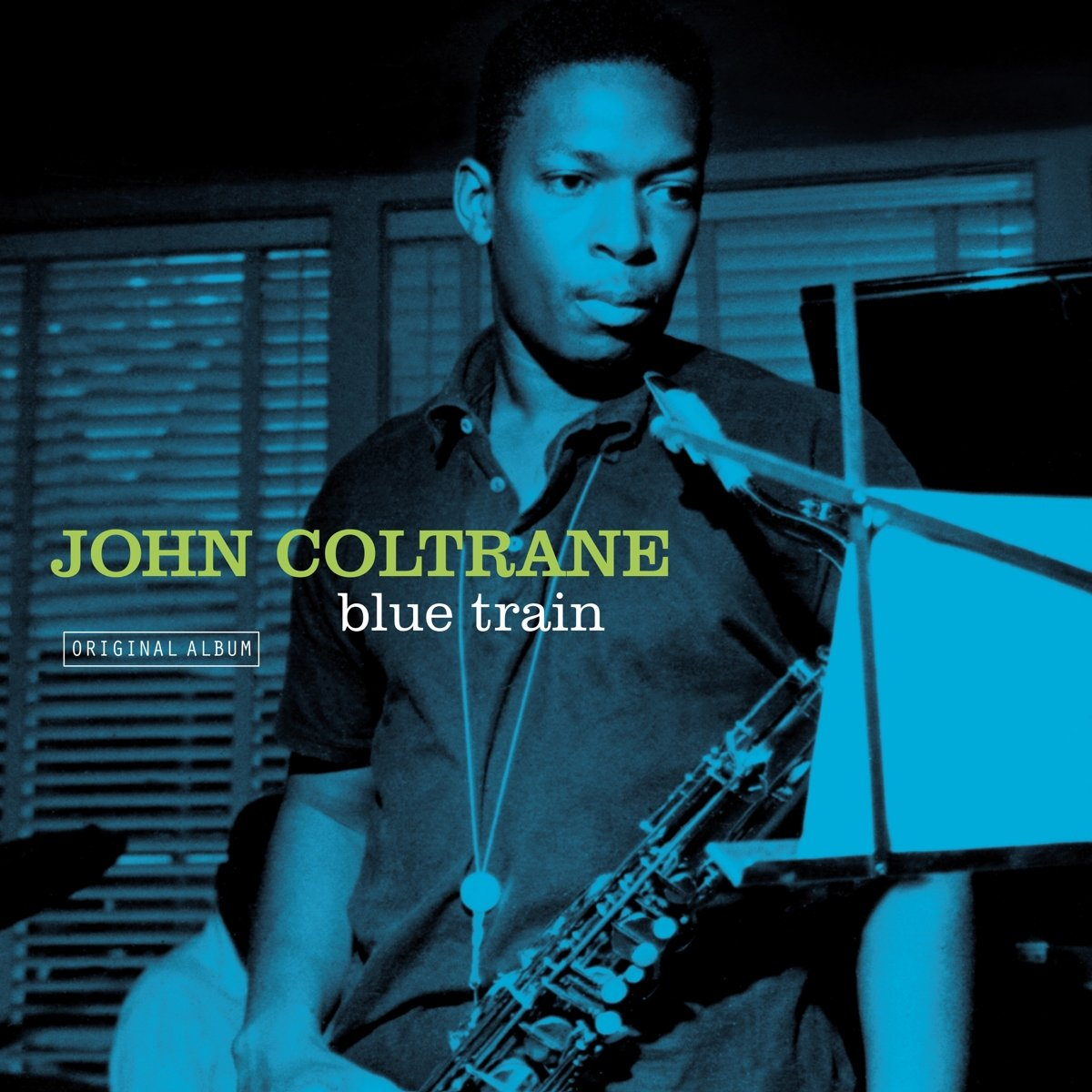 John Coltrane - BLUE TRAIN   Vinyl kopen