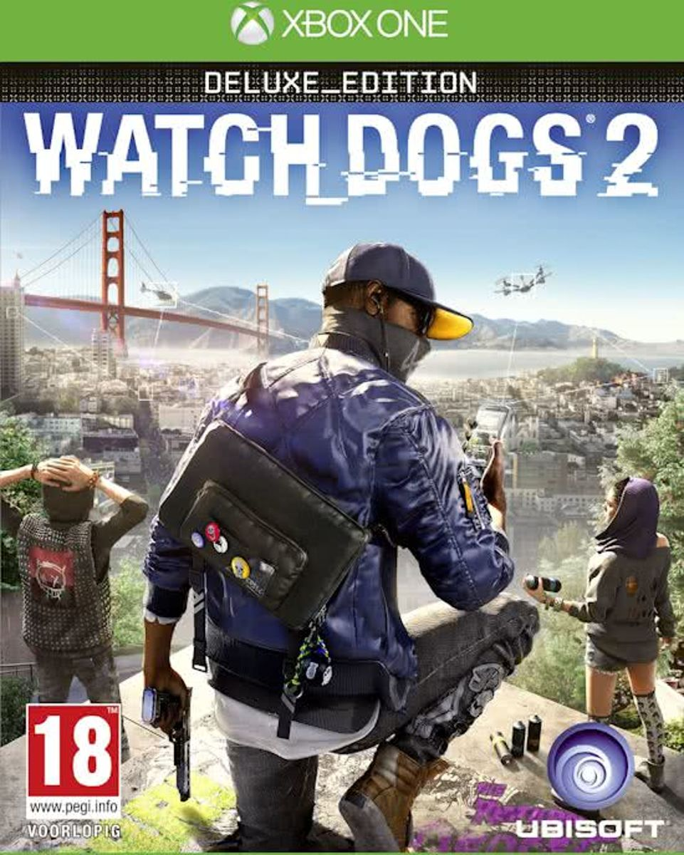 Watch Dogs 2 - Deluxe Edition Xbox One