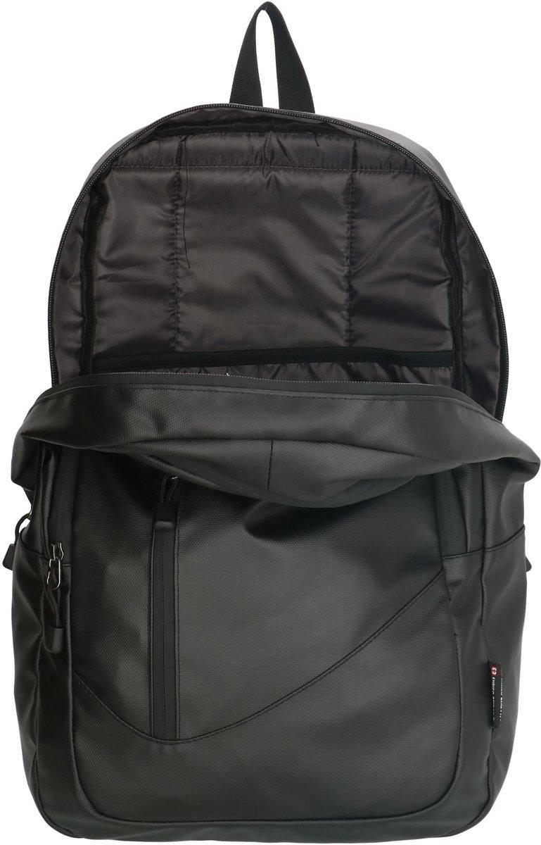 f6b5406607a bol.com | Enrico Benetti Taipei laptoprugzak - 62066 zwart