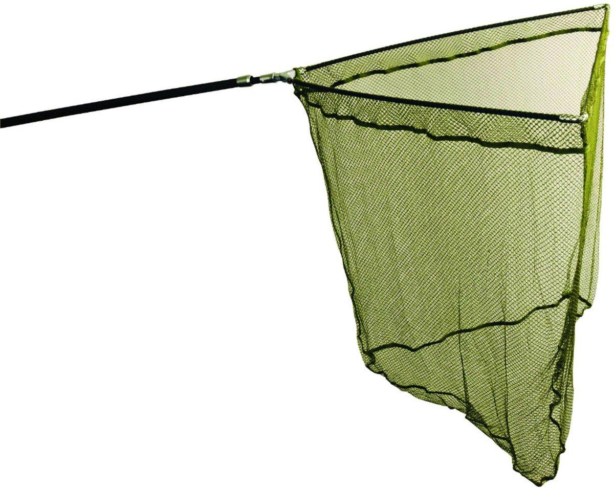 Cyprihunt Carp Landingnet - Karpernet -180 cm - 2-delige steel