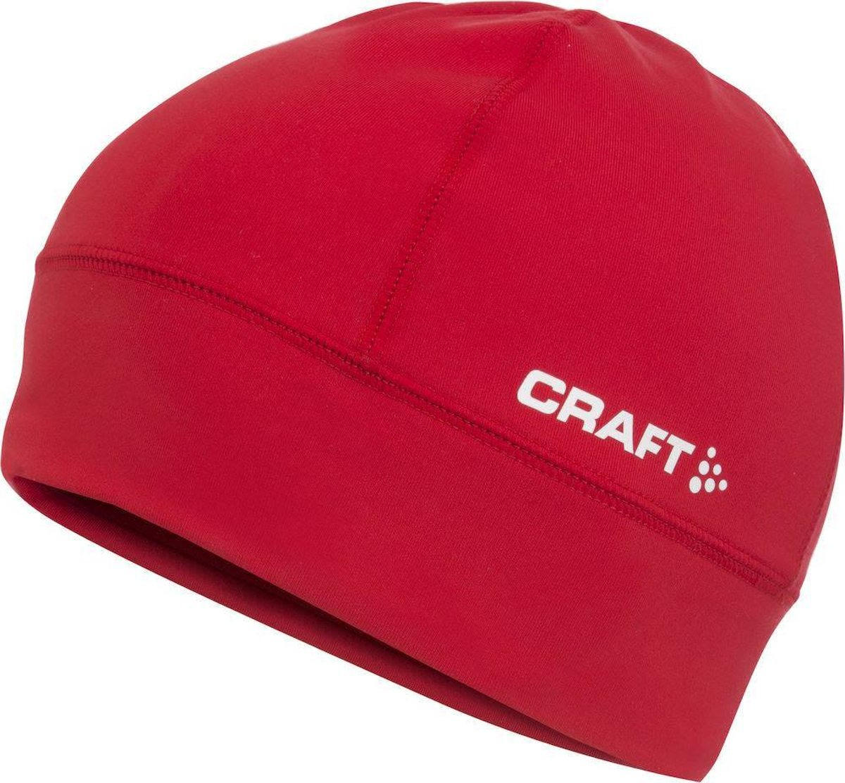 Craft craft light thermal hat - Muts - Unisex - Red - S/M thumbnail