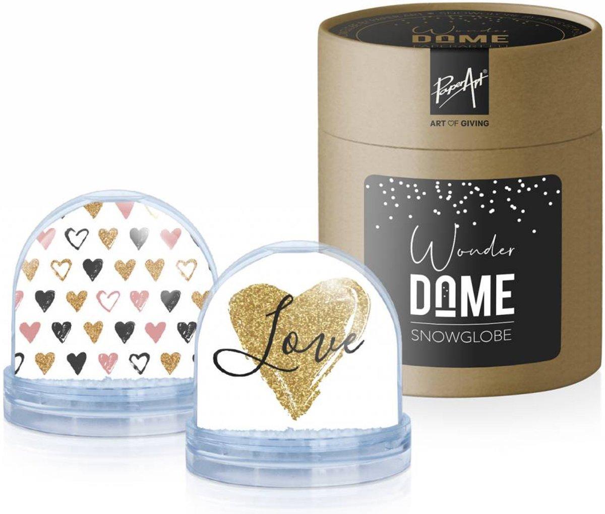 Sneeuwbol 'Wonder Dome' - Love kopen