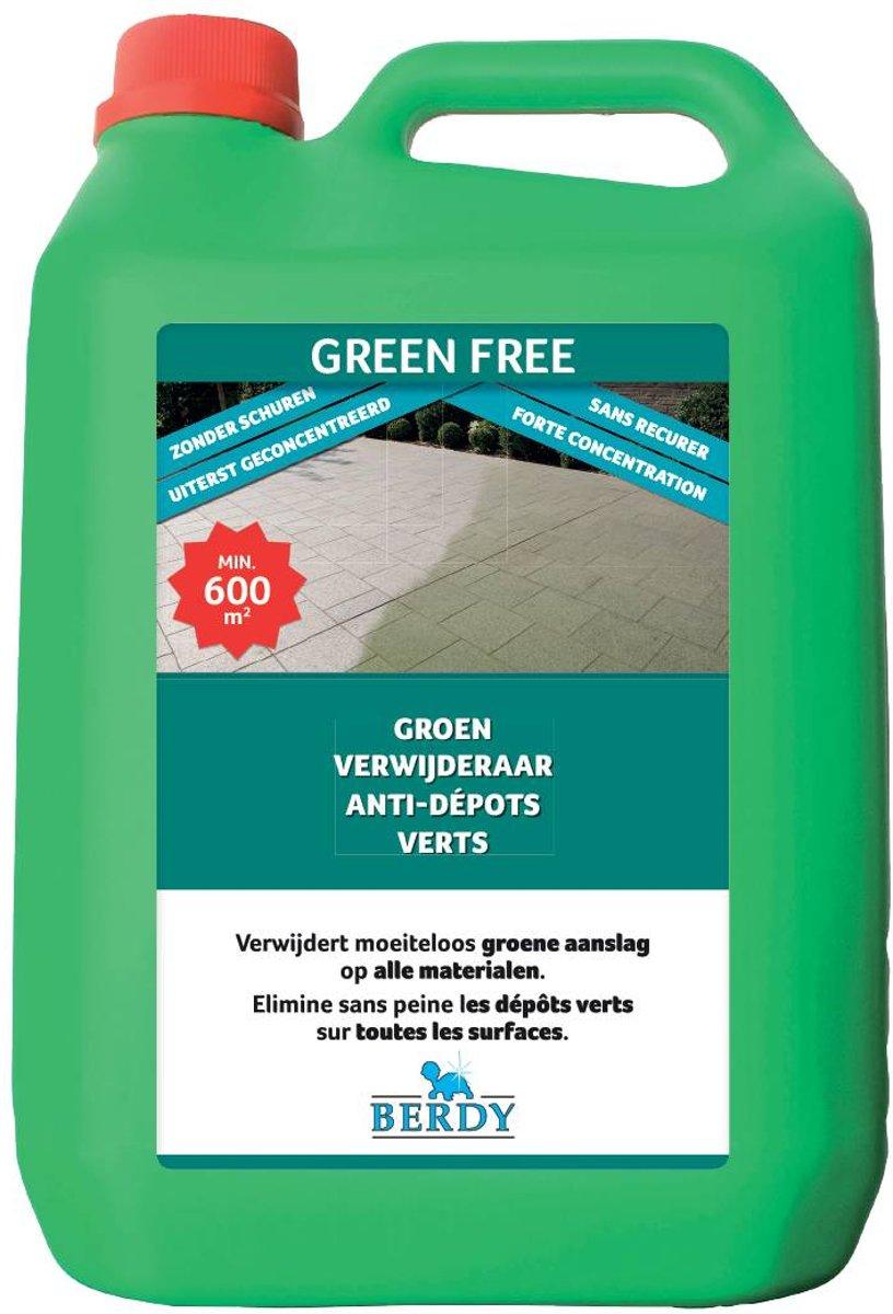 Berdy Green Free 5l kopen