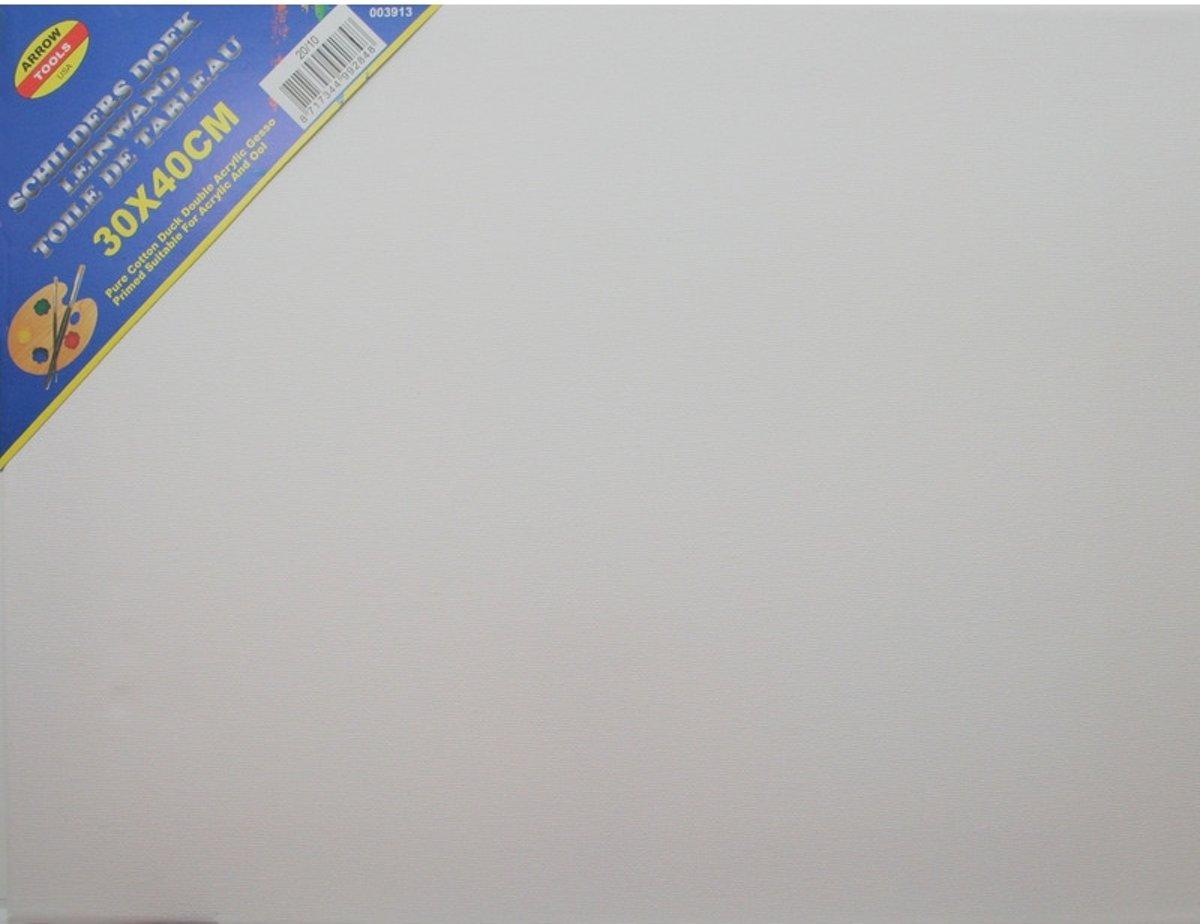 Bellson Schildersdoek / Doekraam 30 X 40 cm kopen