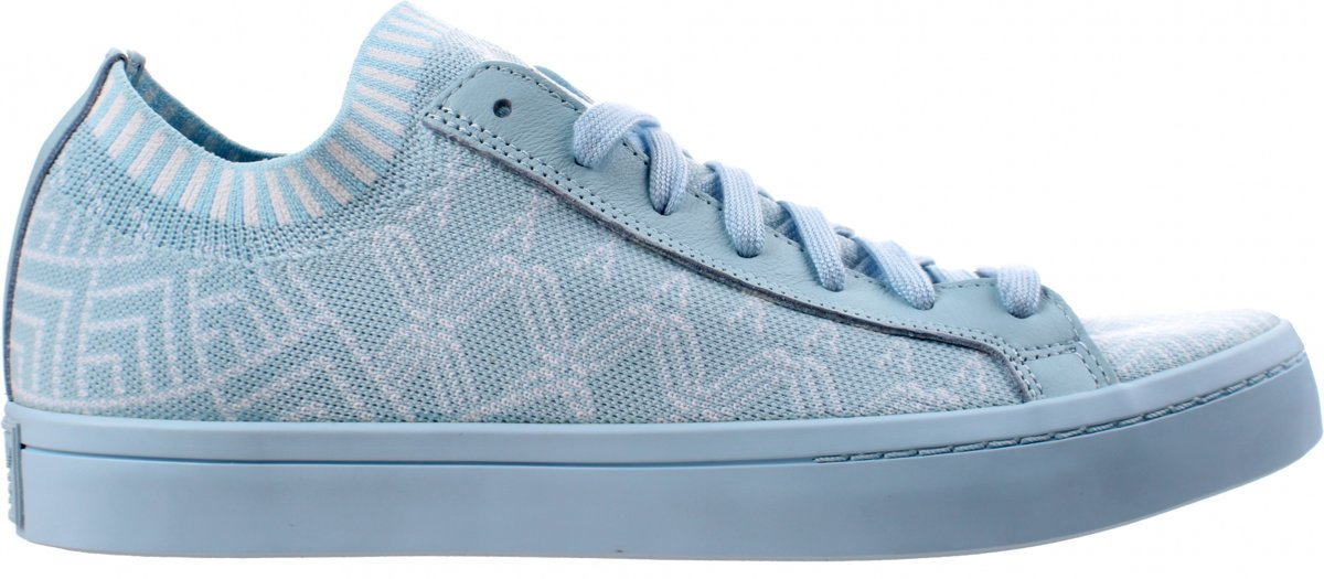 Adidas Sneakers Court Vantage Pk Lichtblauw Heren Maat 38