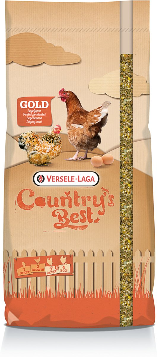 Versele-Laga Country`s Best Gold 4 Mix -20 kg