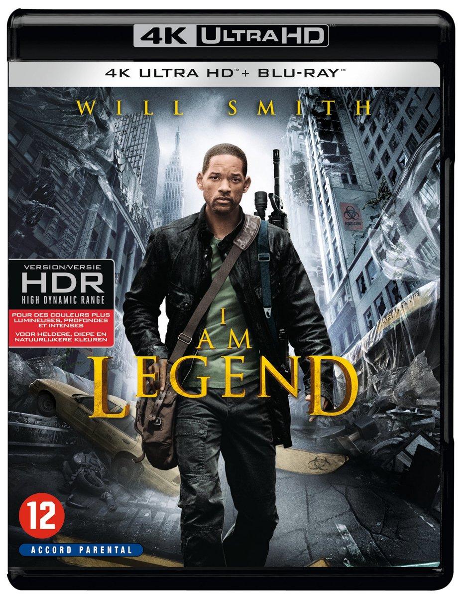 I Am Legend (4k Ultra HD Blu-ray)-