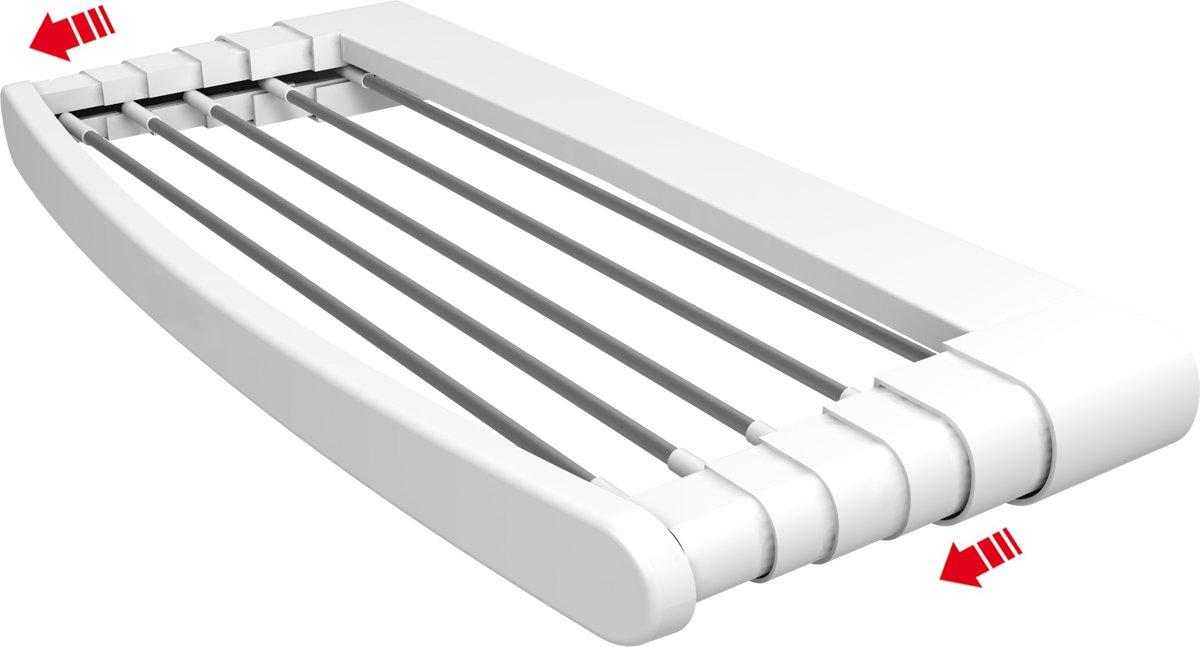 Vileda Genius Droogrek - 70 cm - Wit kopen