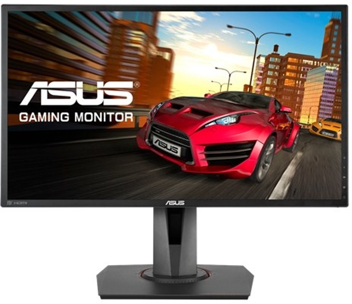 ASUS MG248Q 24'' Full HD TN Zwart computer monitor