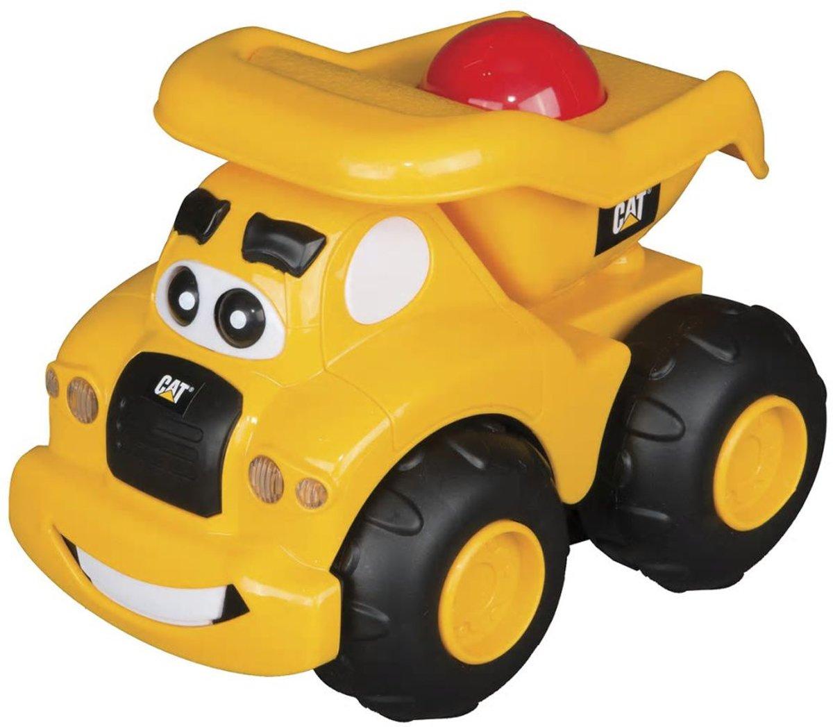 Caterpillar Roll'n Dump Truck
