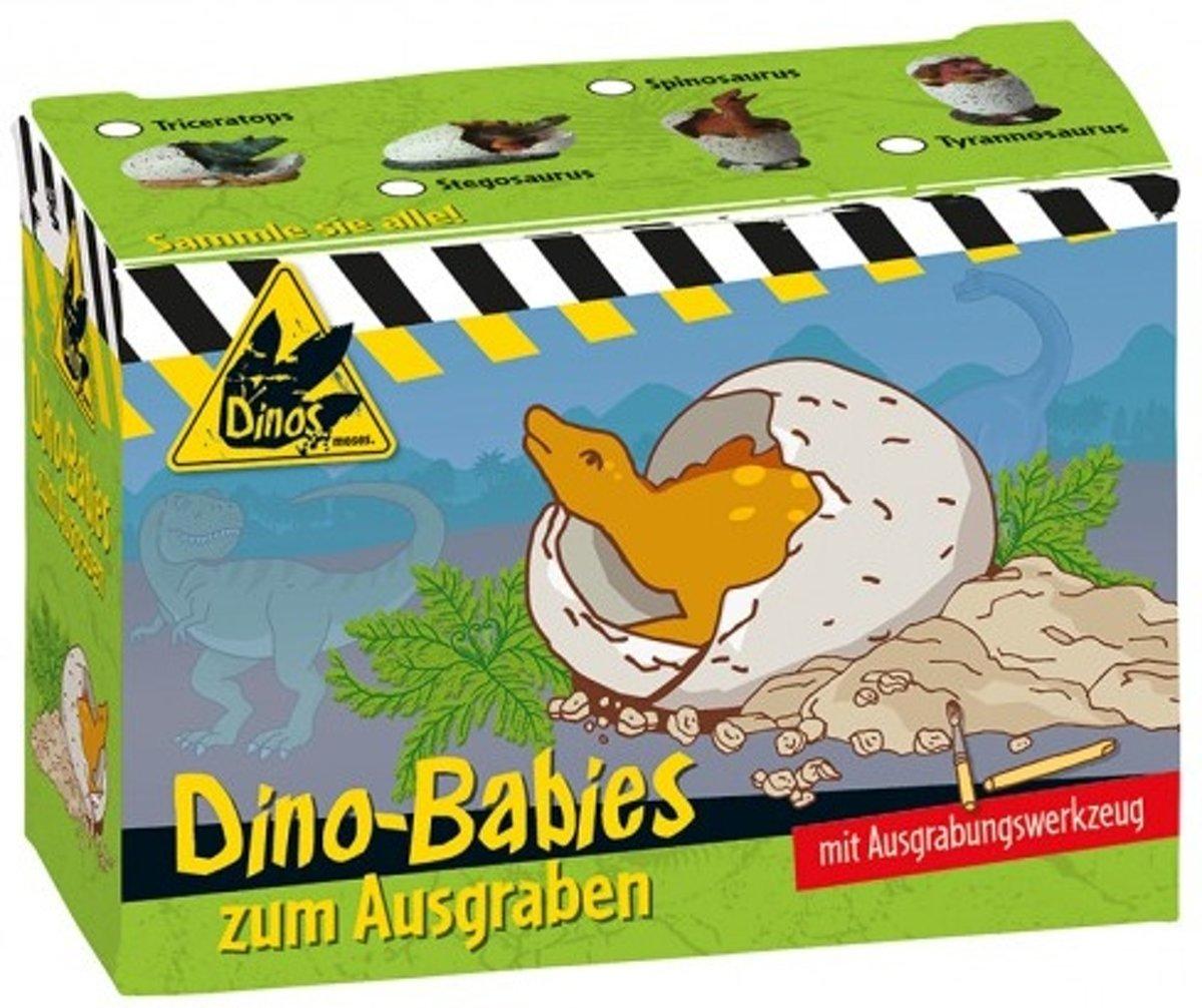 Moses Baby-dino Om Uit Te Graven Tyrannosaurus 8 Cm kopen