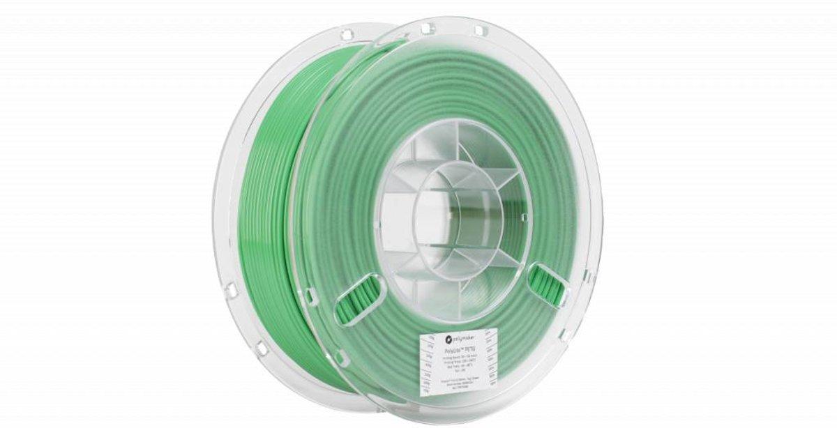 Polymaker PolyLite PETG Green 1kg