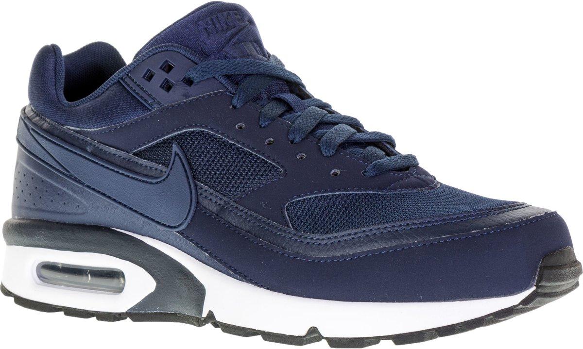 6b83933f132 bol.com | Nike Air Max BW Sportschoenen - Maat 44.5 - Mannen - blauw/wit