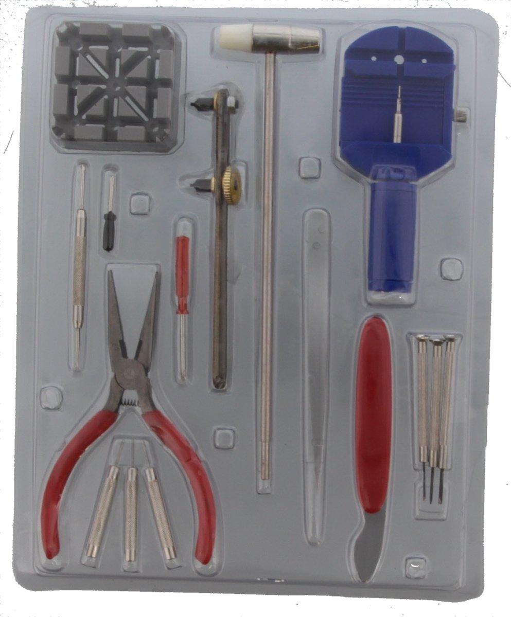 Precisiegereedschap voor Horloges - Tool Kit - Reparatie Set - Dielay kopen