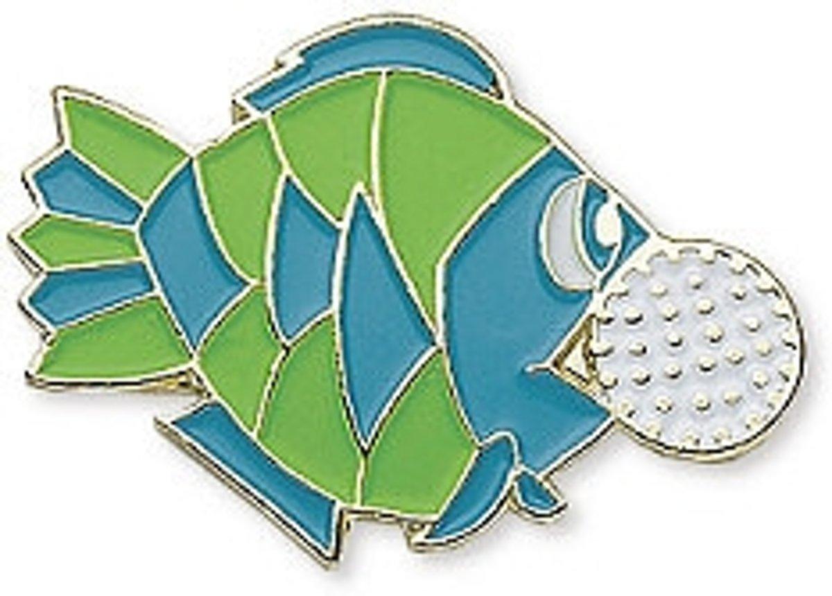 Golfbalmarker Fish kopen