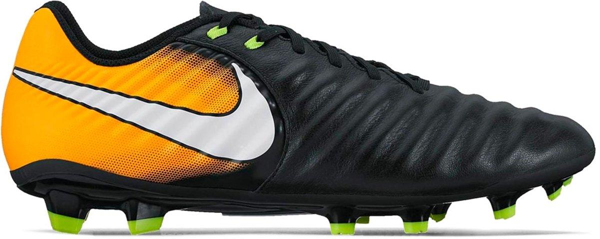 online store 1f78c bc304 bol.com | Nike Tiempo Ligera IV FG Voetbalschoenen - Grasveld - zwart - 42.5