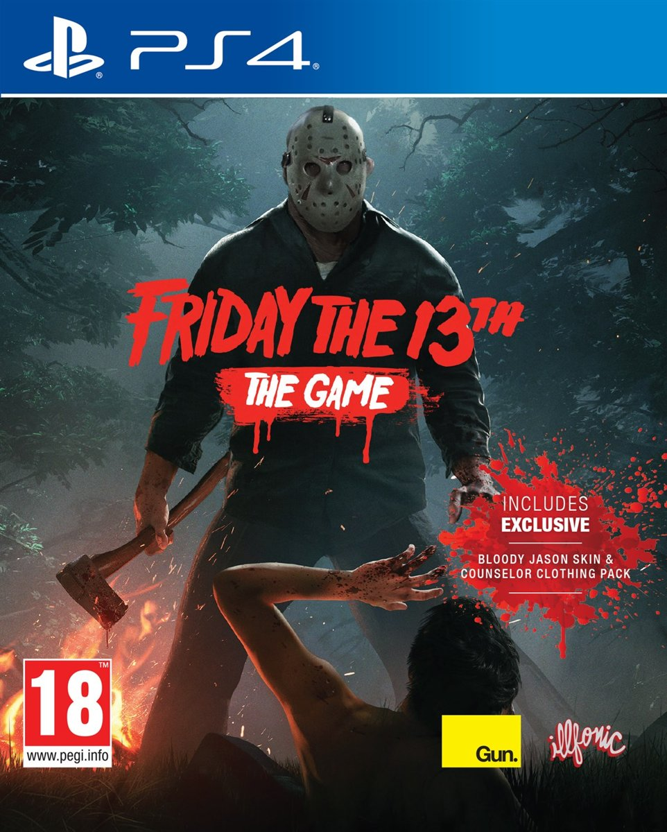 Friday the 13th The Game PlayStation 4
