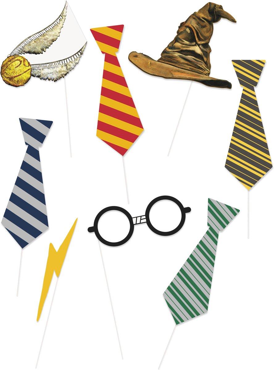 Harry Potter™ photbooth set - Feestdecoratievoorwerp