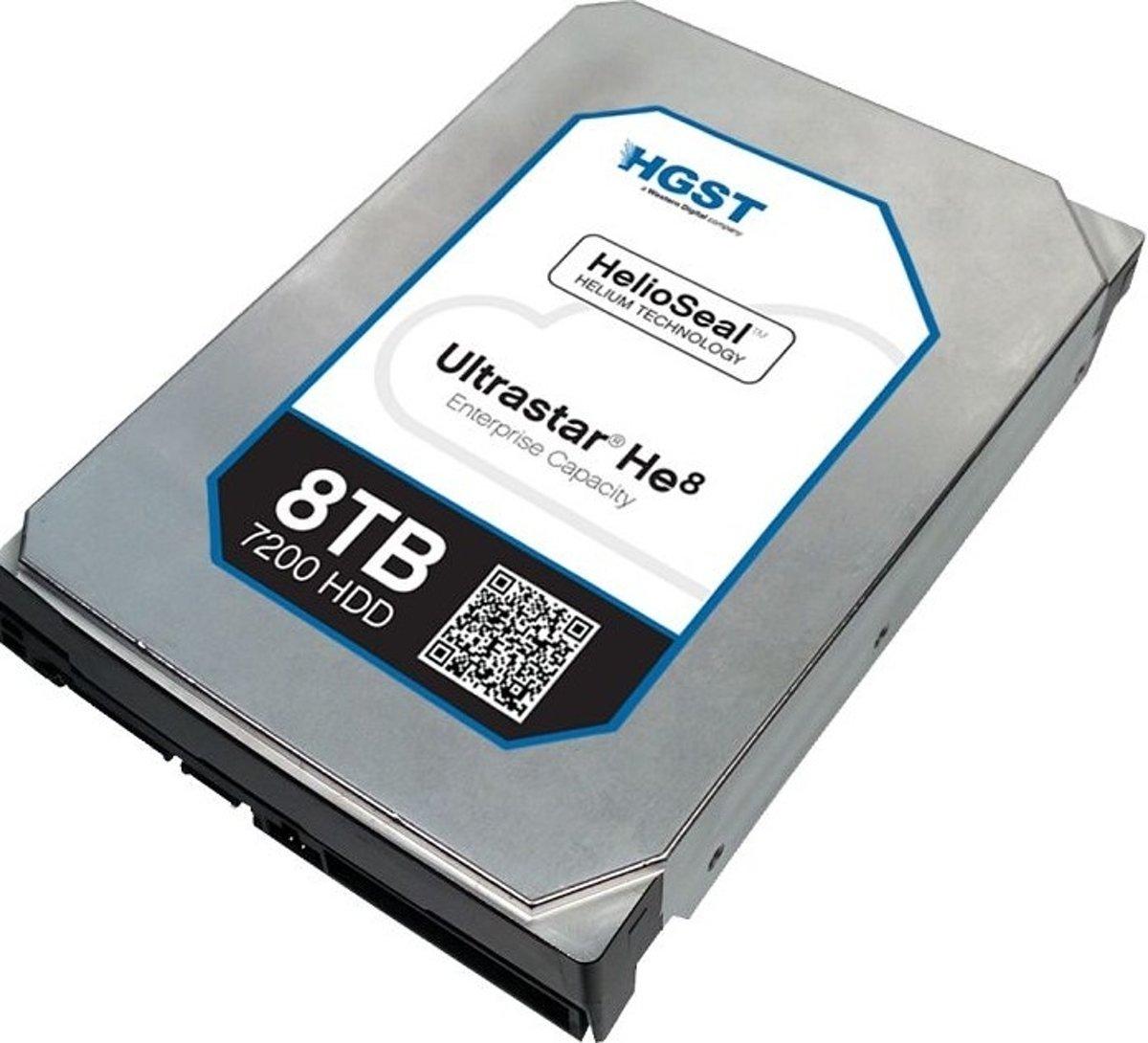 HGST Ultrastar He8 8TB 3.5'' 8000 GB SAS kopen