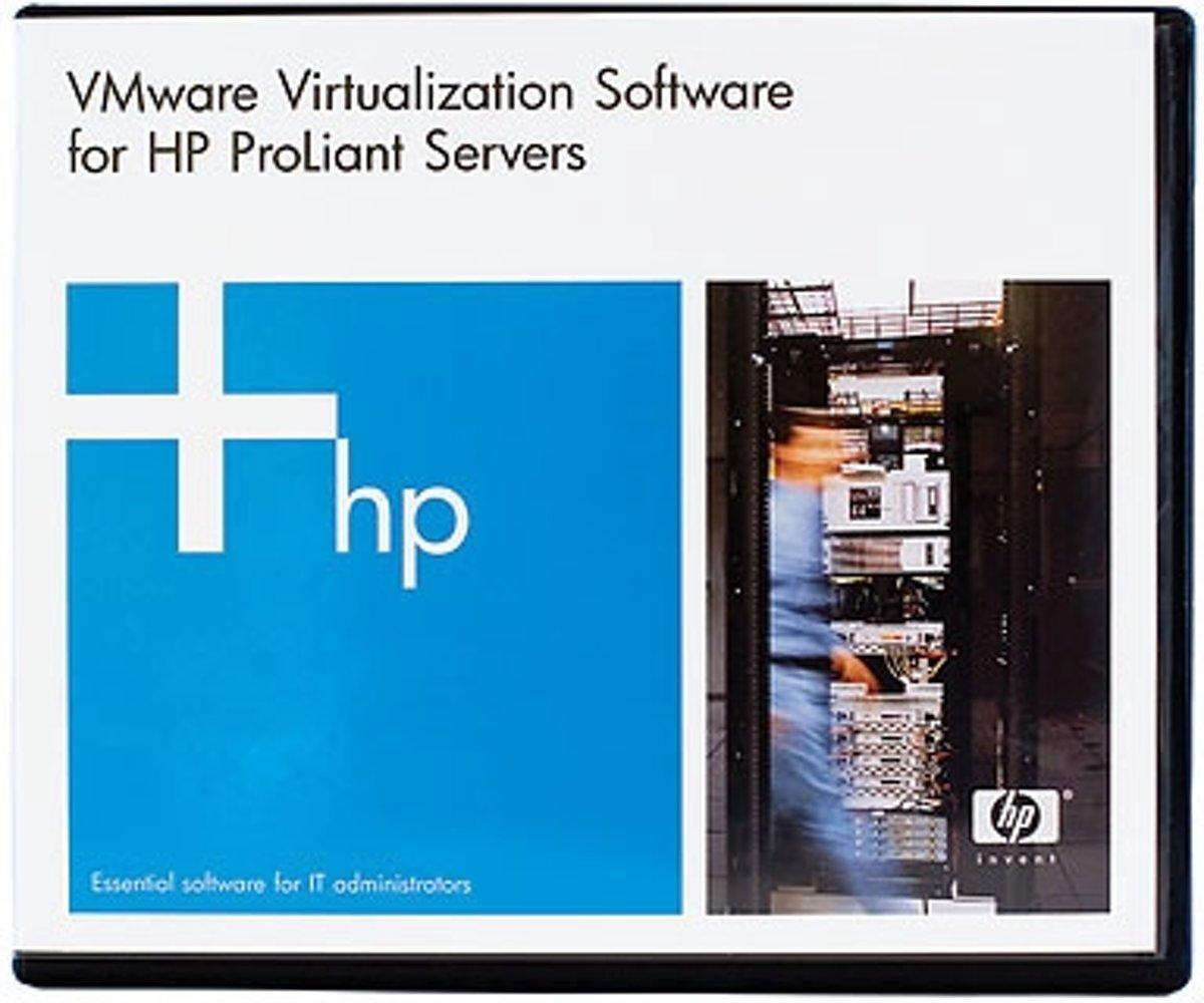 HP VMware vSphere Enterprise to Enterprise Plus Upgrade 1 Processor 3yr Software kopen