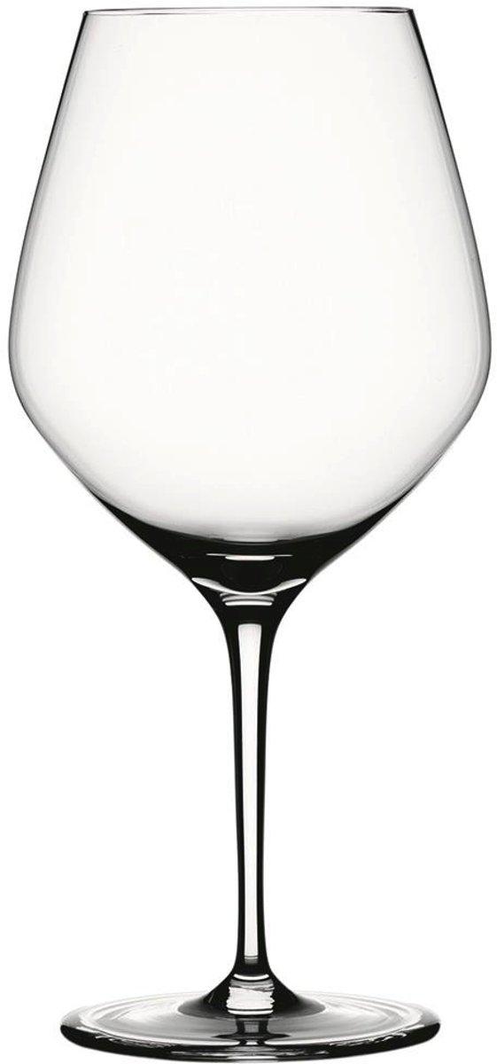 Spiegelau Authentis - Rode Wijnglas - 0,8 l - set van 4 stuks kopen