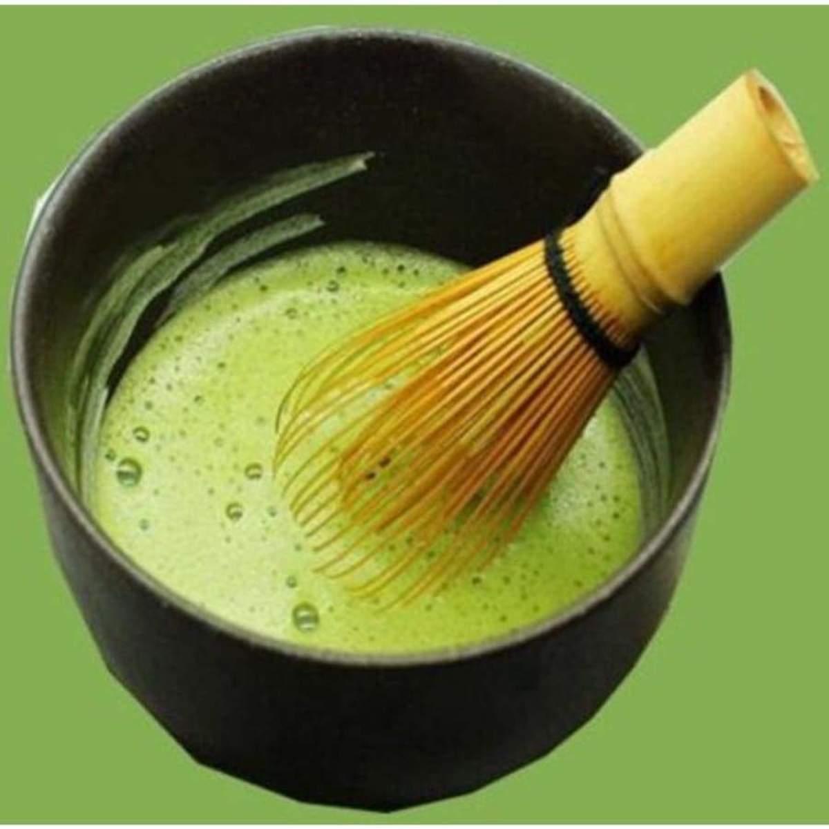 Japanese Matcha / Thee Bamboe Klopper kopen