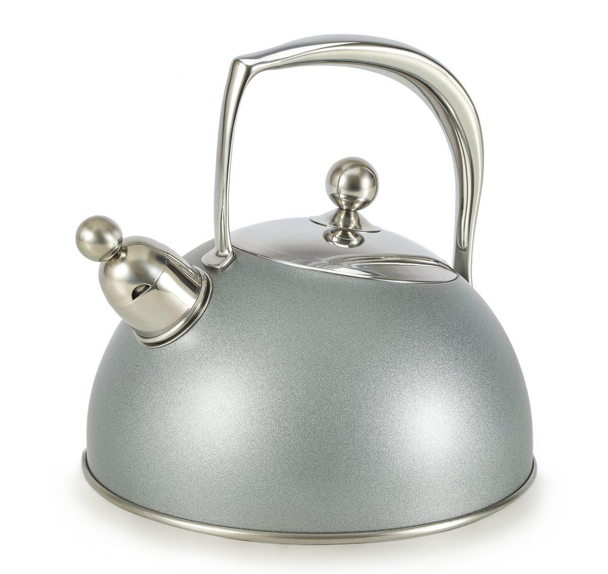 Habonne Fluitketel METALLICA rvs/zilver 20 cm kopen