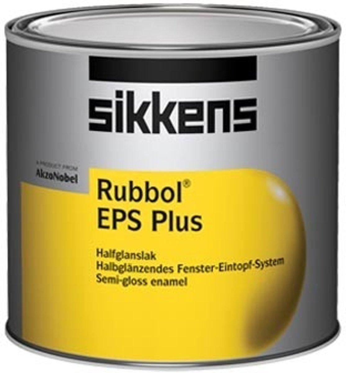 Sikkens Rubbol EPS RAL7024 Grafietgrijs 0,5 Liter