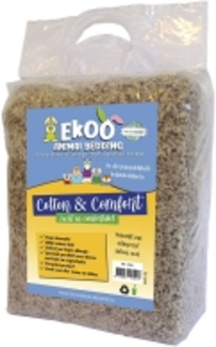 Cotton & comfort, 40 liter.