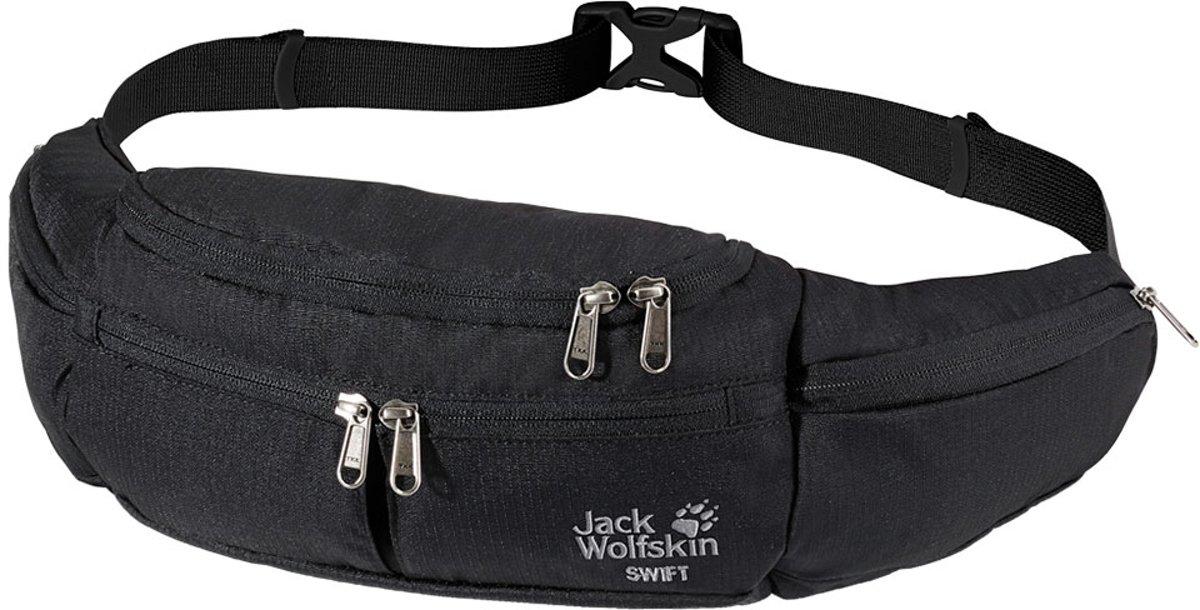 Jack Wolfskin SWIFT Tas Unisex - black kopen