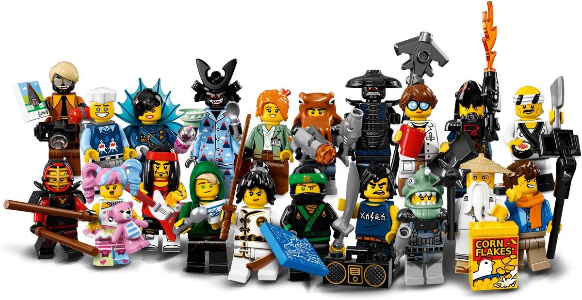 Verbazingwekkend bol.com | LEGO Minifigures The NINJAGO Movie - 71019, LEGO | Speelgoed SS-76