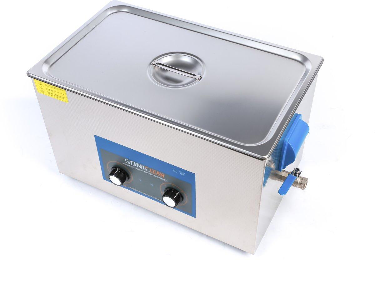 SonicClean ultrasoon reiniger ultrasone reiniger 30L met 500W verwarmingsvermogen kopen