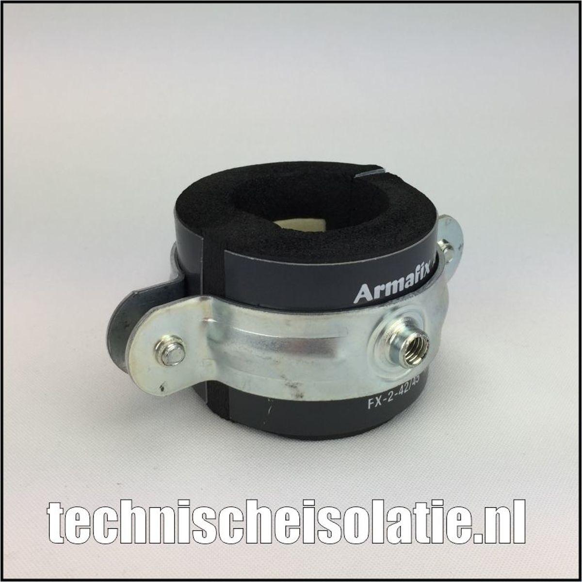 Armafix leidingdragers, type FX-2-048K - 5 sets kopen