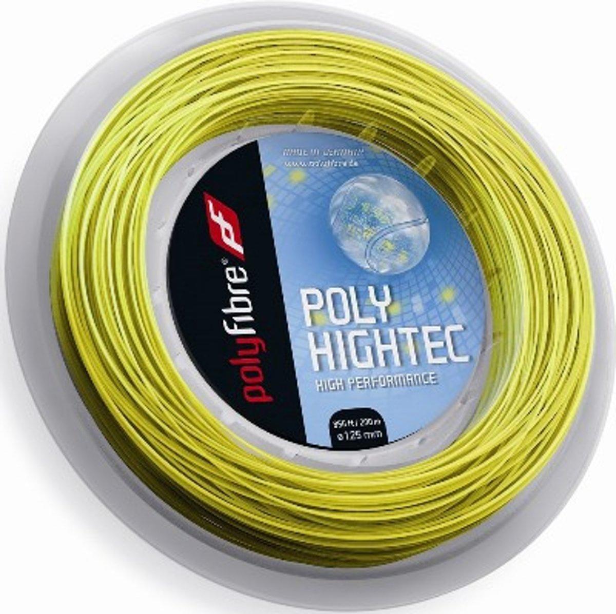 Polyfibre Poly Hightec 200 m. tennissnaar 1,15 mm. kopen