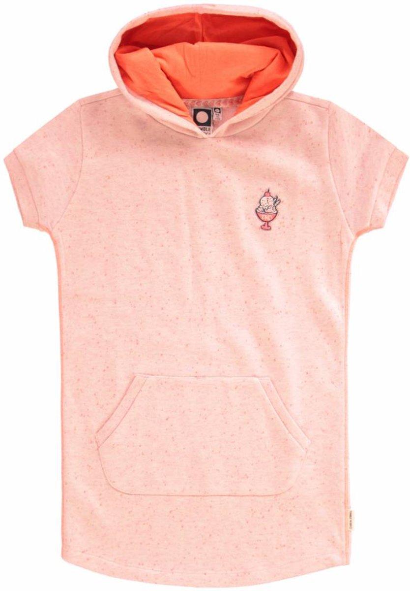 Tumble 'n dry Meisjes Jurk Carmel - Seashell Pink - Maat 110 kopen