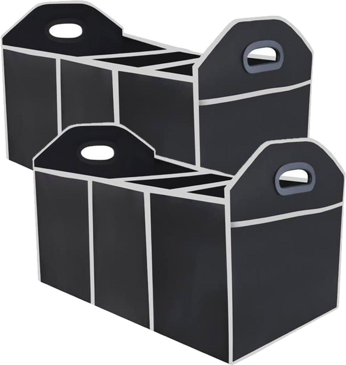 Allround organizer - auto organizer - kast organizer - set van 2 stuks kopen
