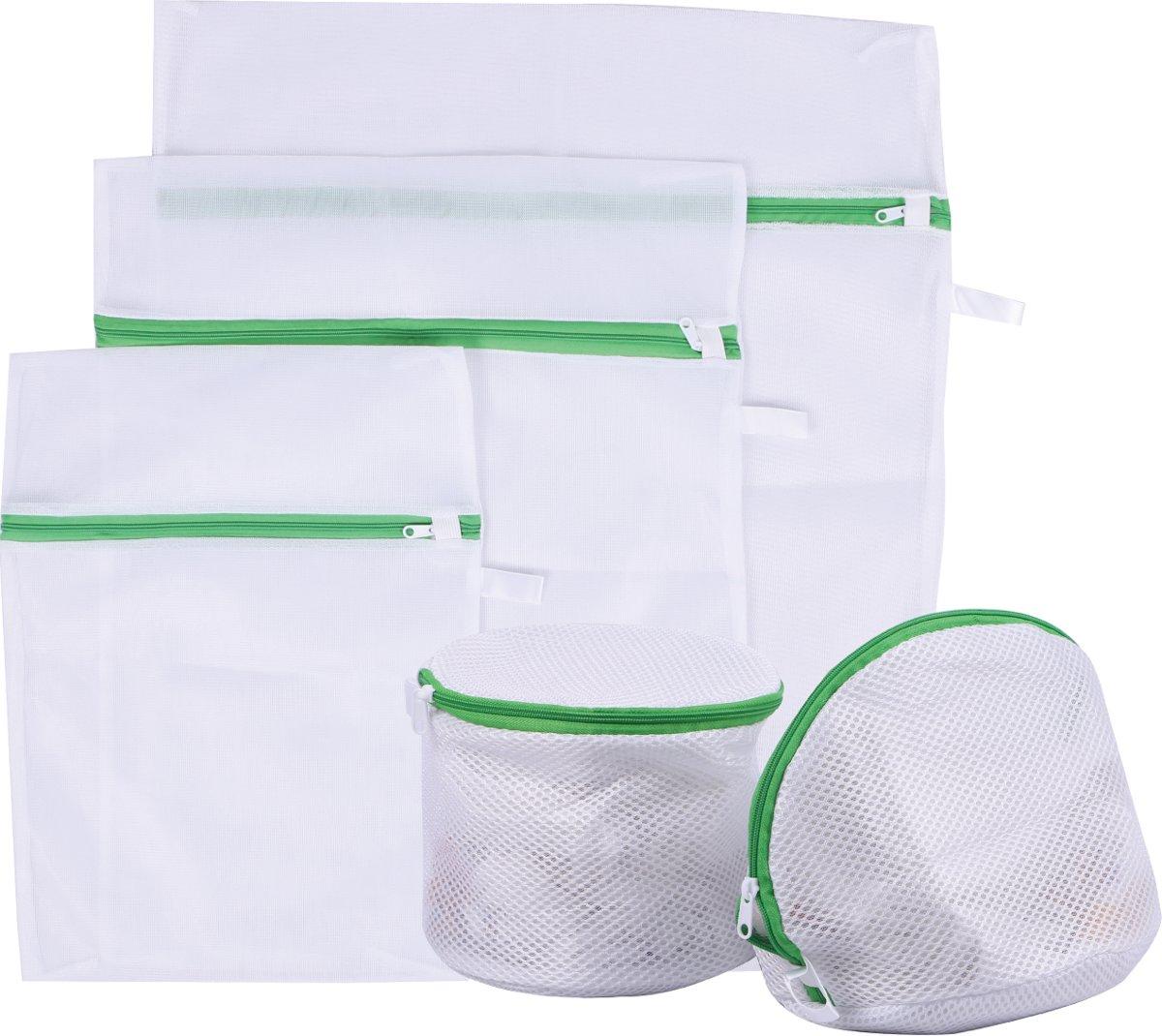 Escara Wasnet - Waszak 5 - delig - BH- Lingerie - met rits - fijn wasgoed kopen